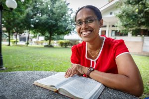 Misriani Balle is from East Timor. She was the main mother translator for the Helong people helping to complete the Helong New Testament in 2012.